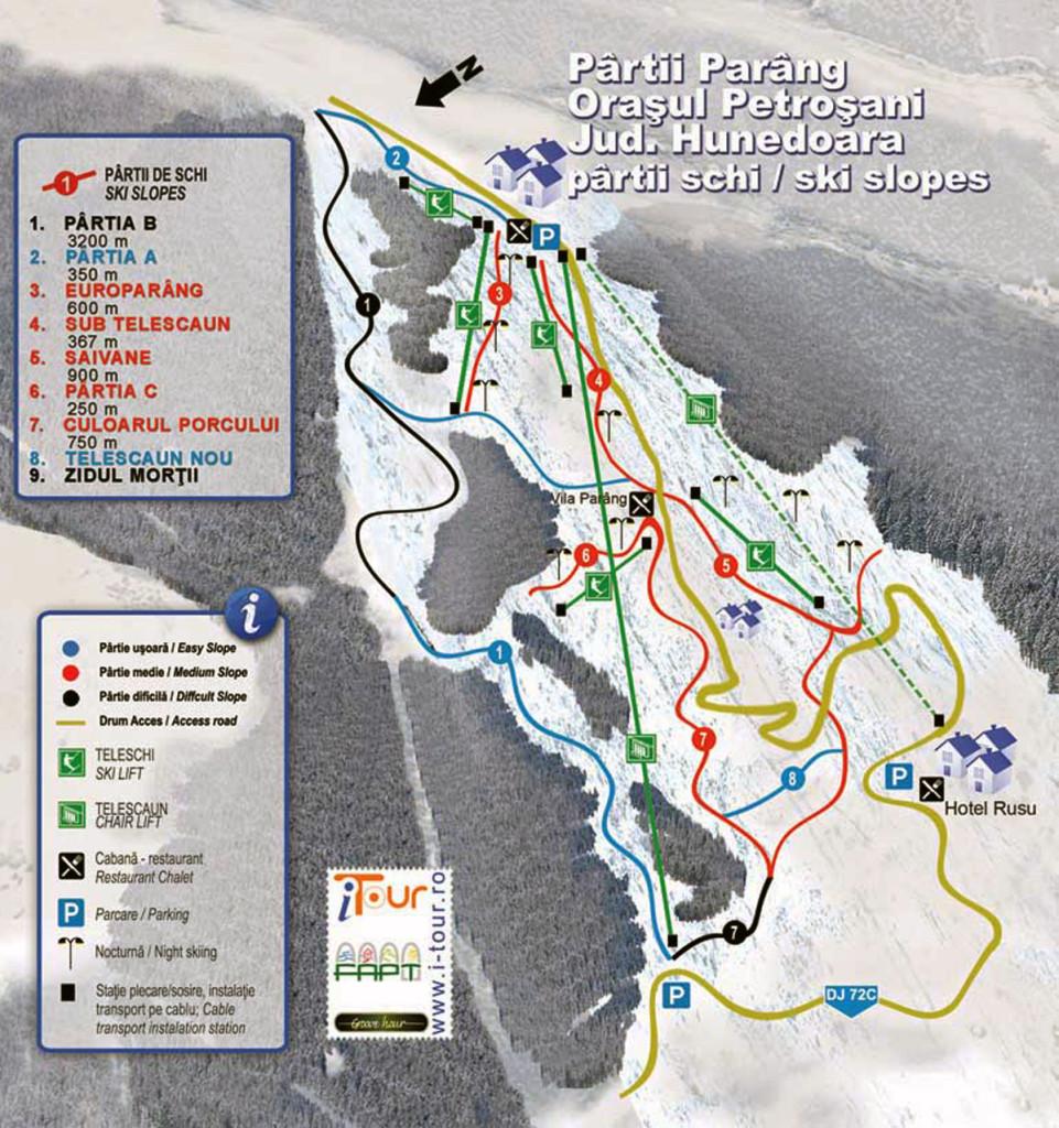 ski-parang
