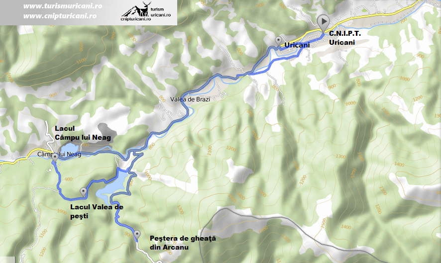 Camp Arcanu 28 km-a