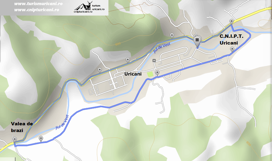 Circuit Uricani 7 km-a