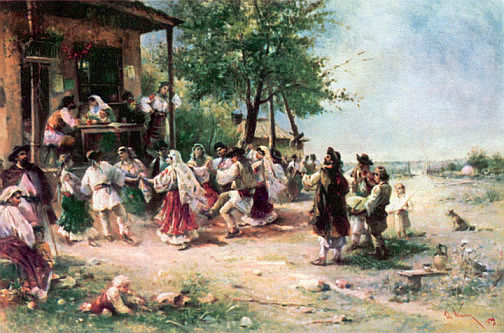 theodor-aman-round-dance-at-aninoasa-1890
